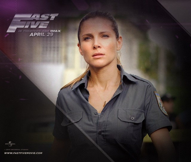 Fast Five Latest Trailer And Wallpapers Elsa Pataky In Fast Five Wallpaper