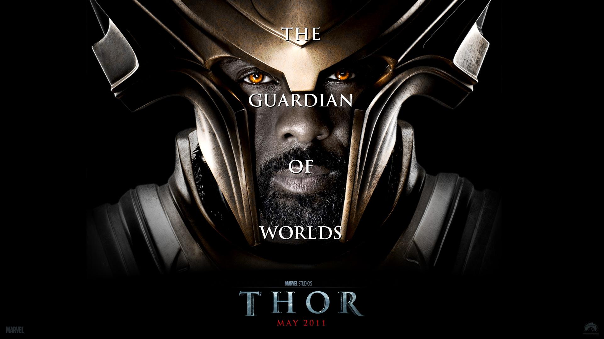 idris elba thor. Idris Elba in Thor Wallpaper