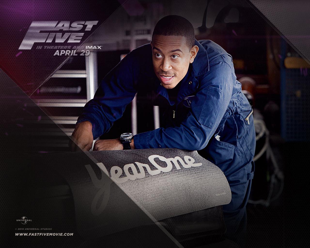 fast five ludacris. Ludacris in Fast Five