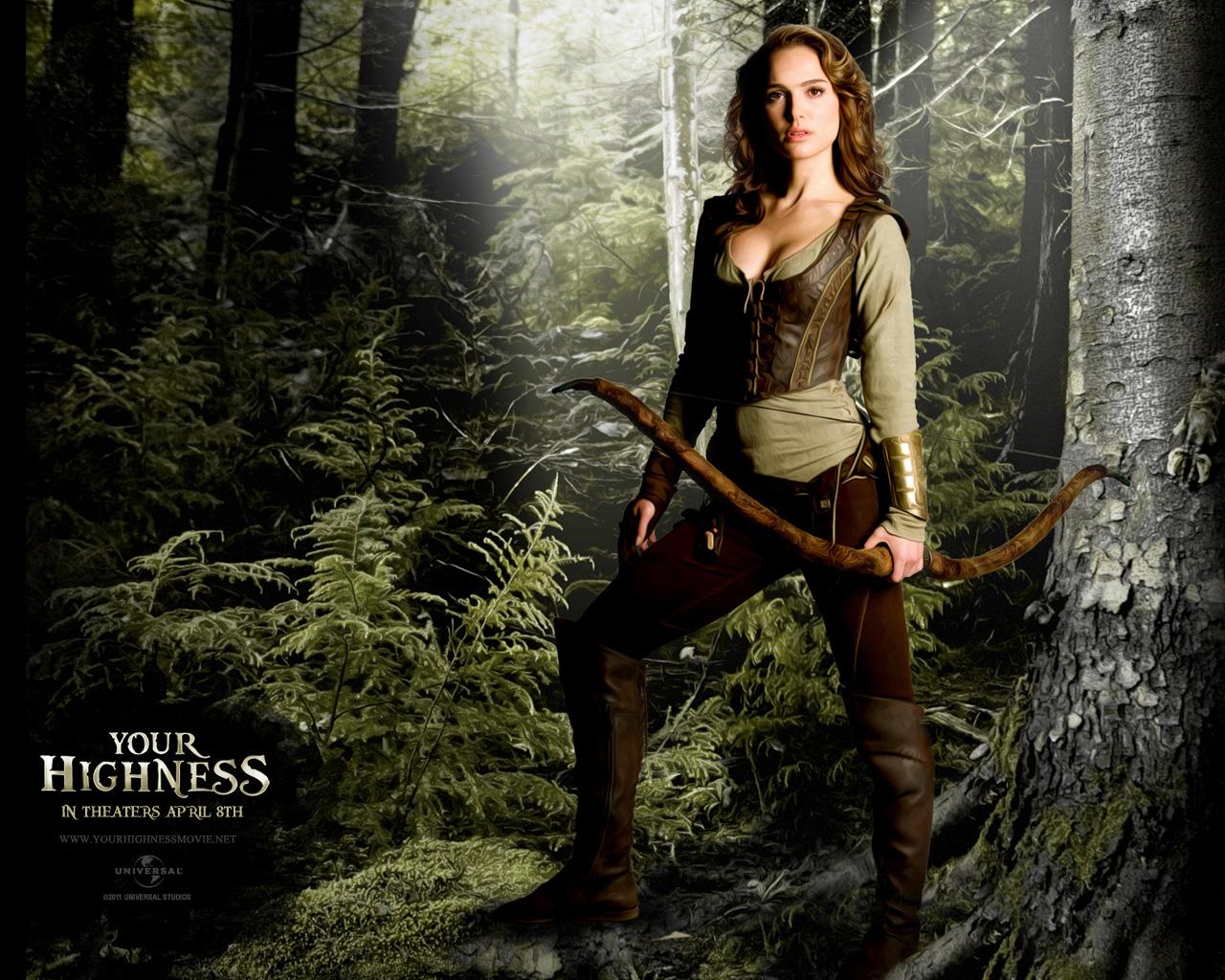 Natalie Portman in Your Highness Wallpaper | Prateak Movie ... Natalie Portman Wikipedia
