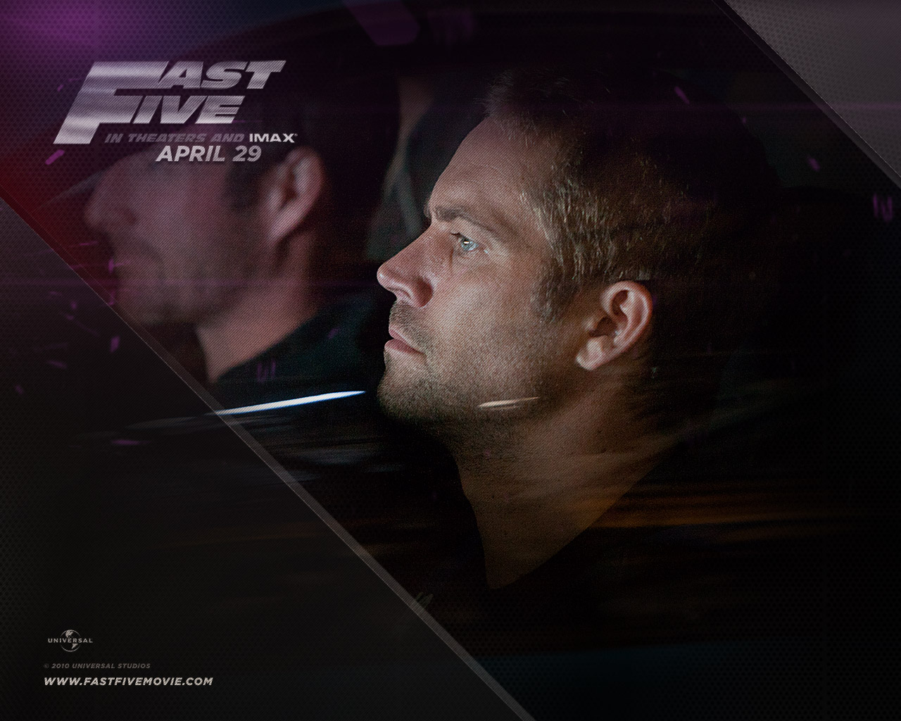 Fast five latest trailer and wallpapers 187 paul walker in fast five